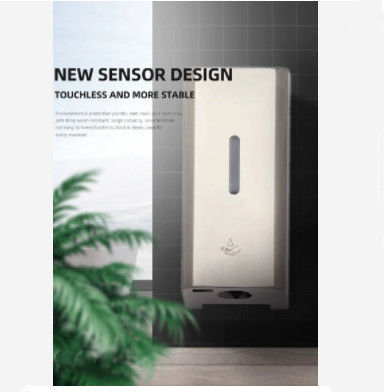 1000 CC Touchless Infrared Sensor Dispenser For Hotel